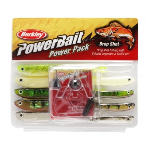 Berkley Powerbait Drop Shot Pro Pack Kit