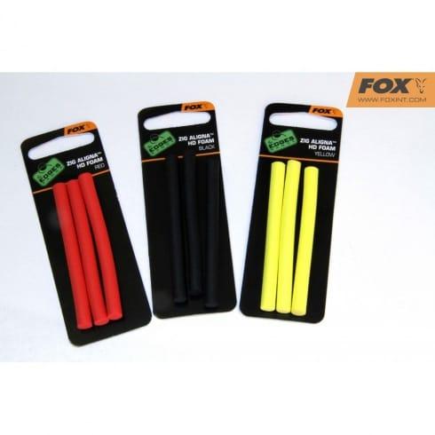 Fox HD Zig Aligna Foam Red, Black & Yellow