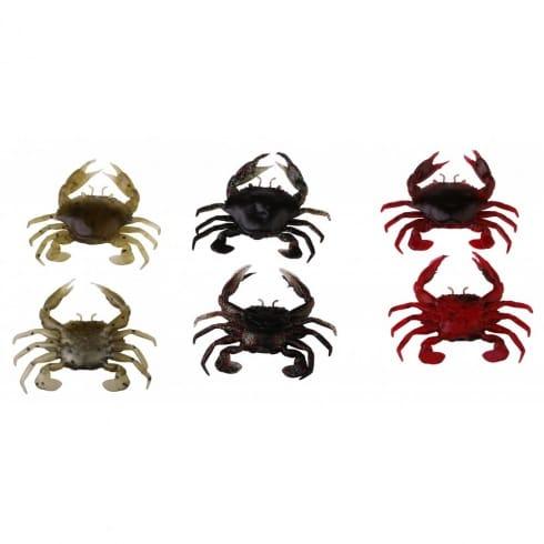 Savage Gear 3D Manic Crab LB 2.5cm, 5cm & 7.5cm