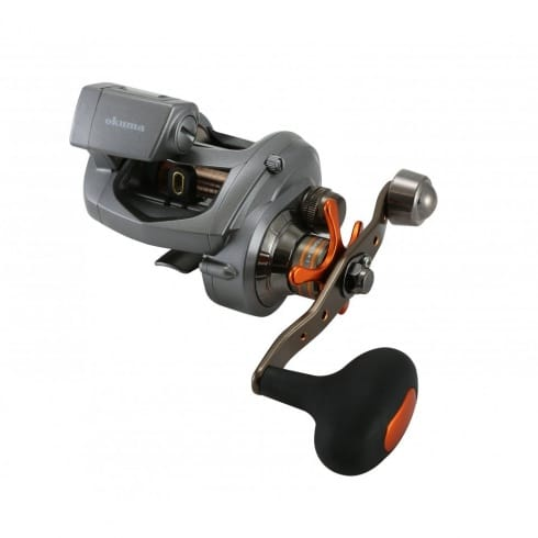 Okuma Coldwater LP CW Multiplier Reel