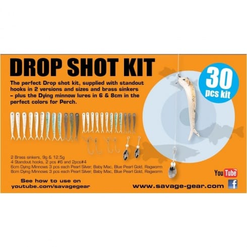 Savage Gear Dropshot Kit