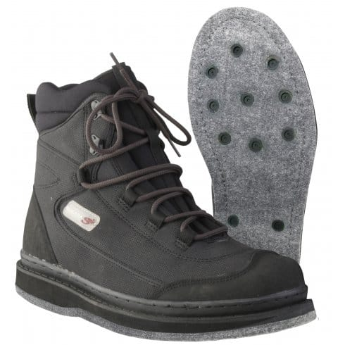 Scierra X-Trail Wading Boots With Detachable Studs