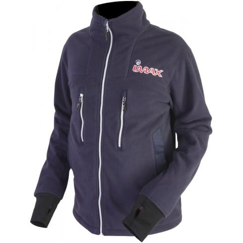 Imax Navy Blue Fleece Jacket