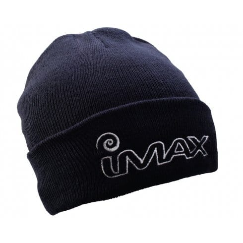 Imax Knitted Branded Beanie