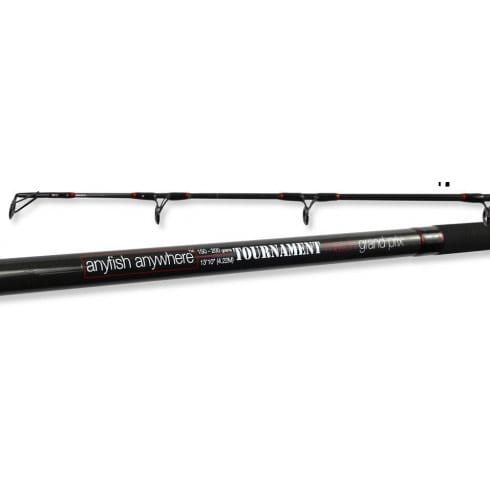 Anyfish Anywhere Tournament Grand Prix Match Rod