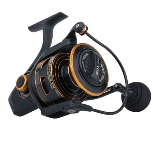 Penn Clash Fixed Spool Spinning Reel
