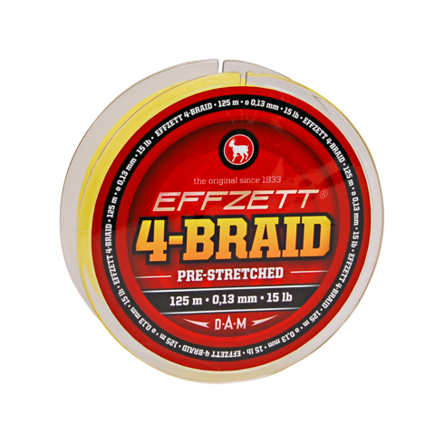 DAM Effzett 4 Braid 125m & 250m