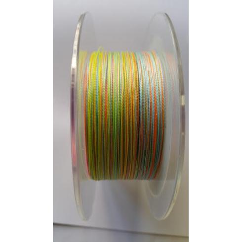 Asso PE Multicoloured Classic Indicator Braid