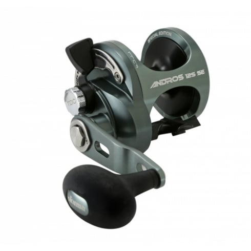 Okuma Andros A-12S SE Single Speed Reel