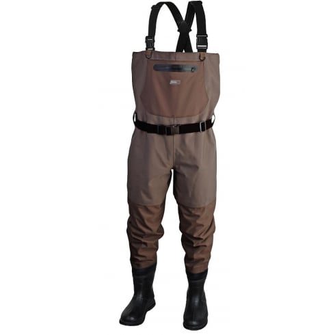 Scierra CC3 XP Boot Foot Wader - Cleated Sole