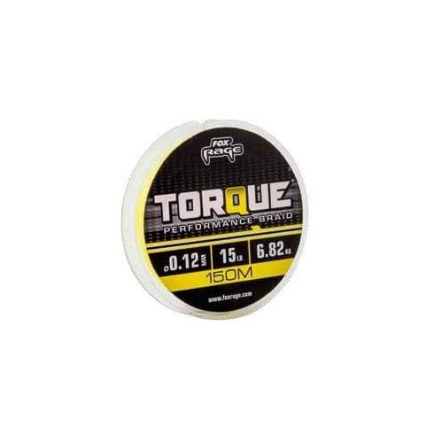 Fox Torque Performance 150m Braid