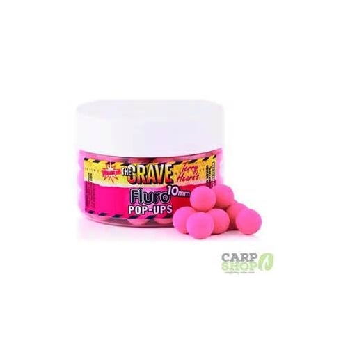 Dynamite Baits Terry Hearns The Crave Pink Fluro 10mm's