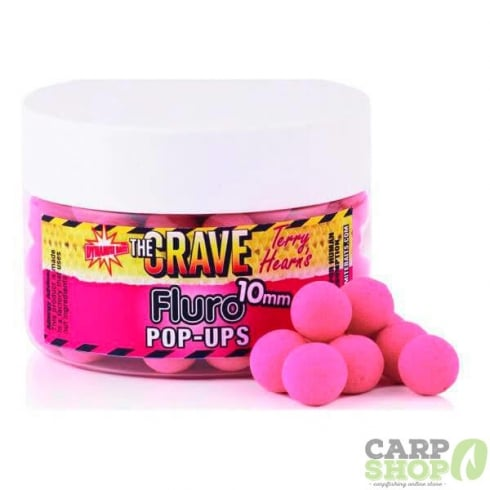 Dynamite Baits Terry Hearns The Crave Pink Fluro 15mm's