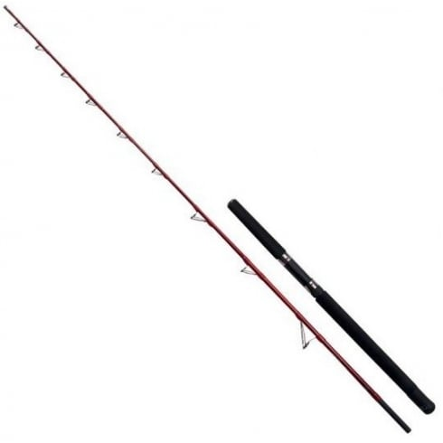 DAM Steelpower Saltwater Red In-liner Rod