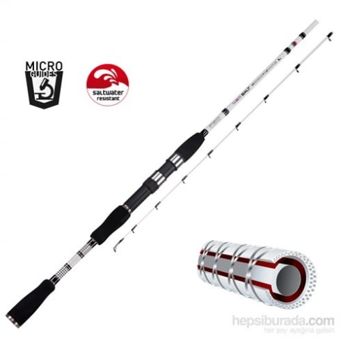 DAM Neo Salt Rod Traction XH 2.35m 10-60g