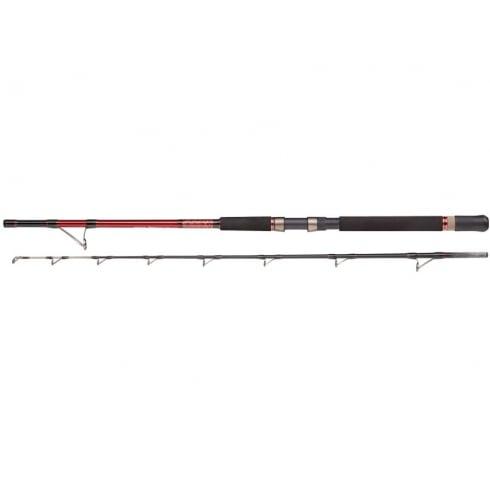 DAM Steelpower Saltwater Red In-liner Rod