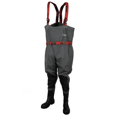 Imax Nautic PRO Chest Wader Cleated With Studs