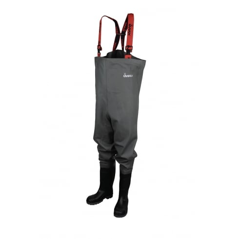 Imax Nautic Chest Wader Cleated Sole