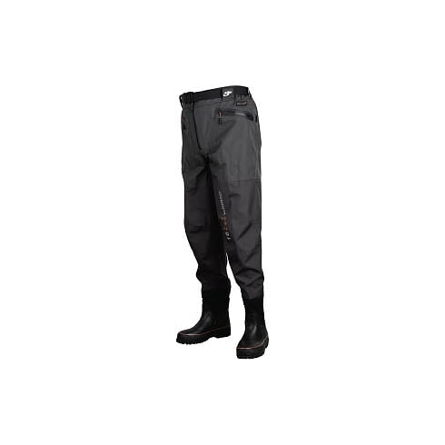 Scierra X-16000 Waist Wader Boot Foot Cleated