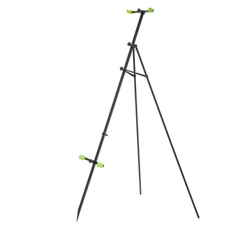 DAM Steelpower Black Telesopic Tripod 180cm
