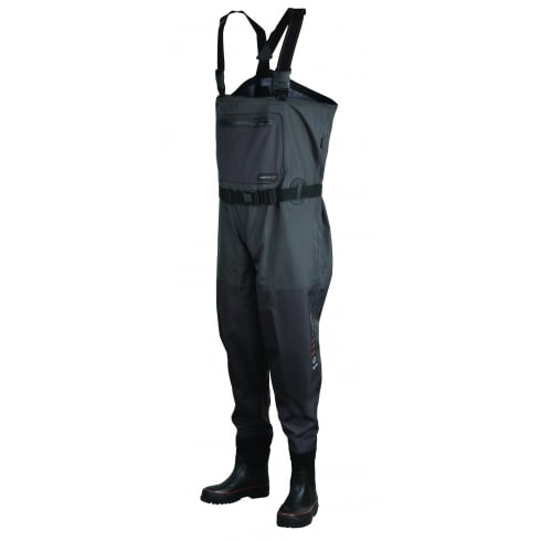 Scierra X-16000 Chest Wader Boot Foot Cleated Sole