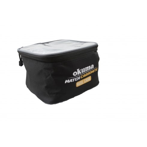 Okuma Match Carbonite Reel Case