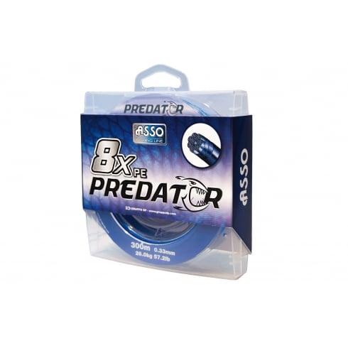 Asso 8x Predator Braid, 300m