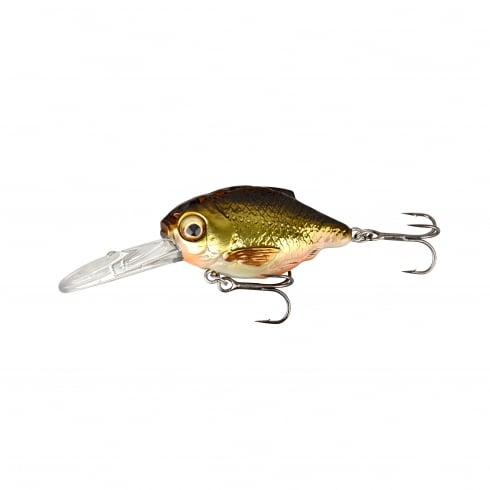 Savage Gear 3D Crucian Crank Treble Hook Lure