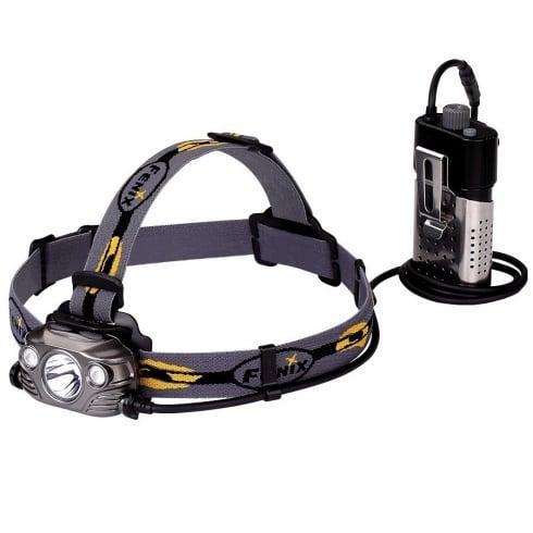 Fenix HP30R Head Torch - Iron Grey