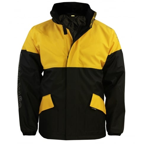 Vass Team Vass 350 Series Winter Jacket Yellow/Black