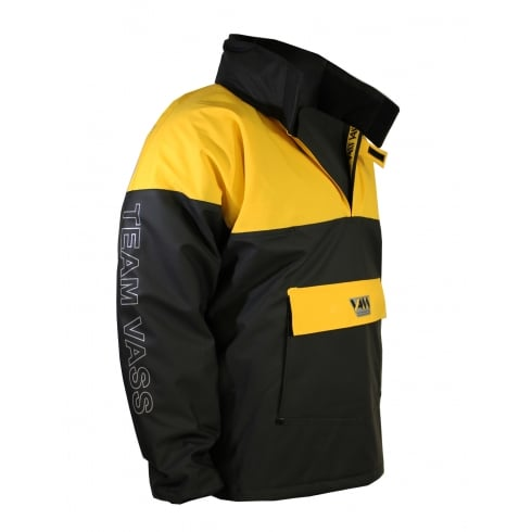 Vass Team Vass 350 Series Winter Smock Yellow/Black