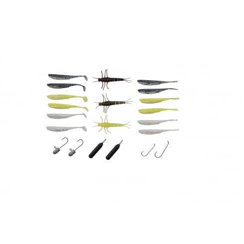 Savage Gear Mini Perch kit 21pcs