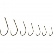 Eyed Barbless Carp Method Hooks