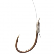 Wide Gape Hooks To Nylon
