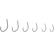 Wide Gape Pellet Barbless Hooks