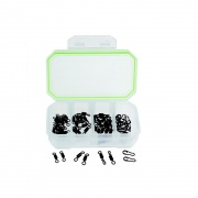 Prodigy Swivels and Links Base Box 80pc