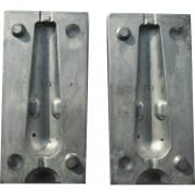 Lead Moulds for making fishing leads