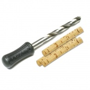 Tigernut Drill & Cork Sticks