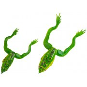 Jump & React Green Frog 11cm & 19cm Lure