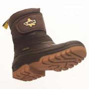 Velcro Lined Fleece Boot