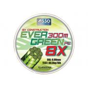 300m Evergreen PE Ultrafine Braid