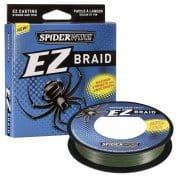 EZ Braid Lo vis Green
