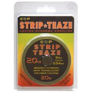 Coated Braid Stripteaze for carp rigs