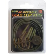 Adjustable Lead Clip Kit for carp fishing