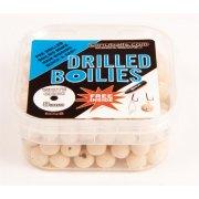 Drilled Boilies carp bait