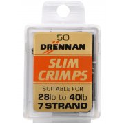 Slim Crimps for fishing