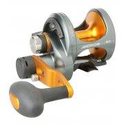 Andros Multiplier Reel Lever Drag 2 Speed 5II 25lb/382yds