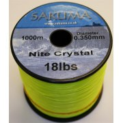 Nite crystal fishing line