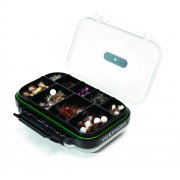 Fly Boxes Vuefinder Compartment and Ripple Foam for Dry Flies