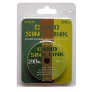 Camo Sink Link Hooklink Braid